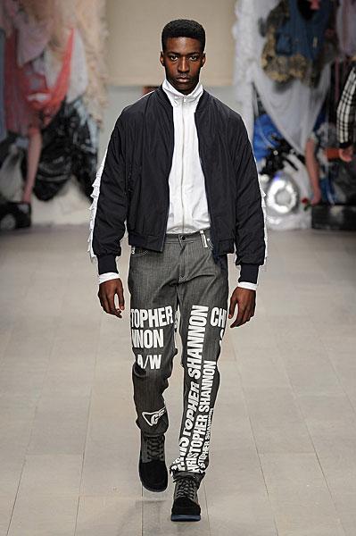 London Fashion Week Noir Magazine