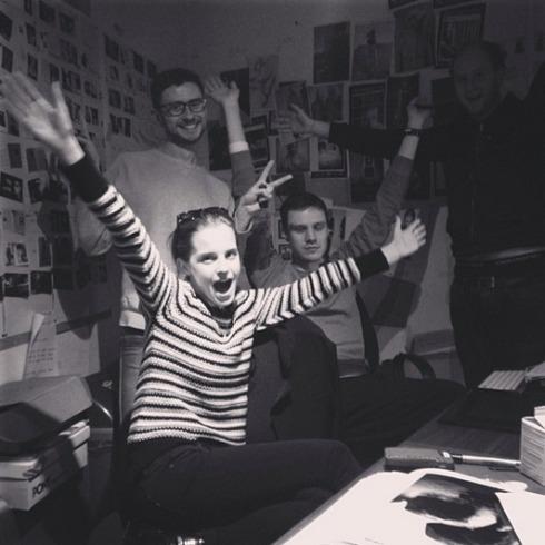 Emma Watson Going To Print