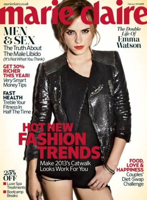 Emma-Watson-Marie-Claire-Cover